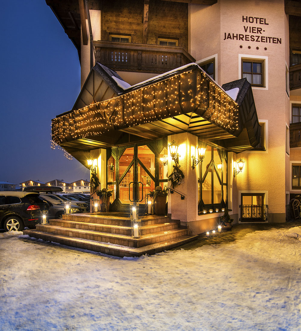 Hotel Vierjahreszeiten 4 Sterne Hotel Flachau Salzburger Land