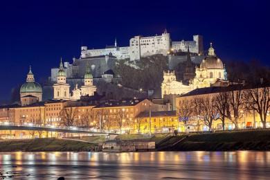 Ausflugsziele - Stadt Salzburg - Salzburger Land