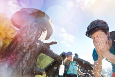Radfahren - Flachau - Salzburger Land - Hotel Vierjahreszeiten