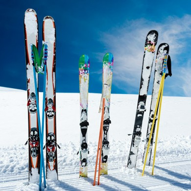 4 Sterne - Hotel Vierjahreszeiten - Flachau - Inklusivleistungen - Skistall