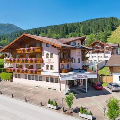 4 Sterne - Hotel Vierjahreszeiten - Flachau - Inklusivleistungen - Parkplätze