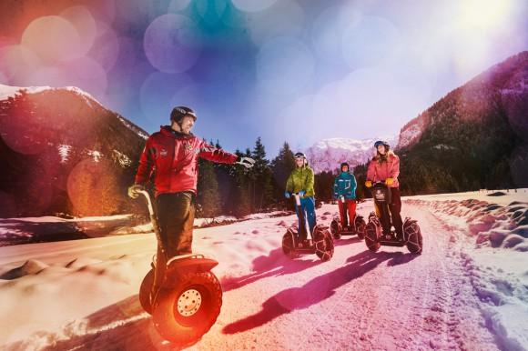 Winter im Hotel in Flachau - Vierjahreszeiten