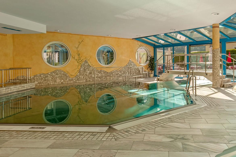 Hotel Vierjahreszeiten - 4 Sterne Hotel Flachau - Wellnessbereich