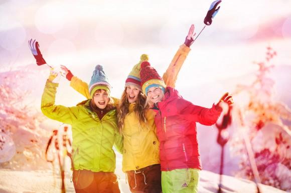 hotel-vierjahreszeiten-flachau-schneeschuhwandern-winter
