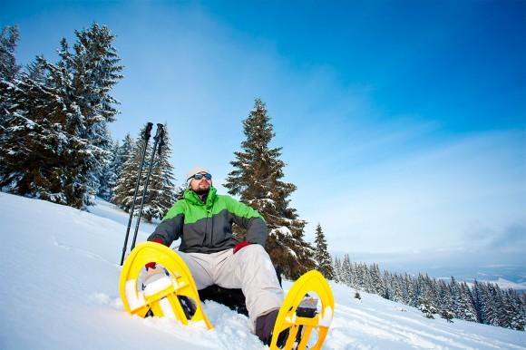 Hotel Vierjahreszeiten - Winter - Schneeschuhwandern - Flachau