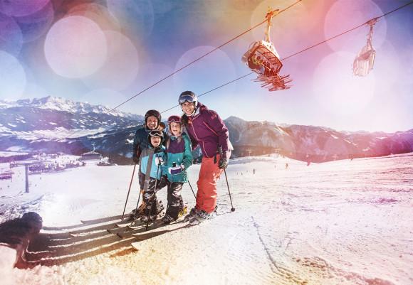 Skiurlaub im Hotel Vierjahreszeiten in Flachau