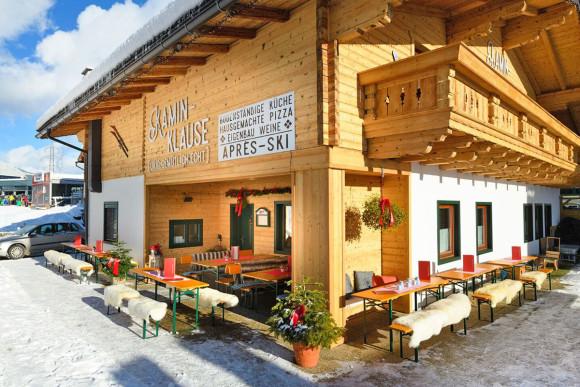 Kaminklause - Après-Ski-Hütte in Flachau