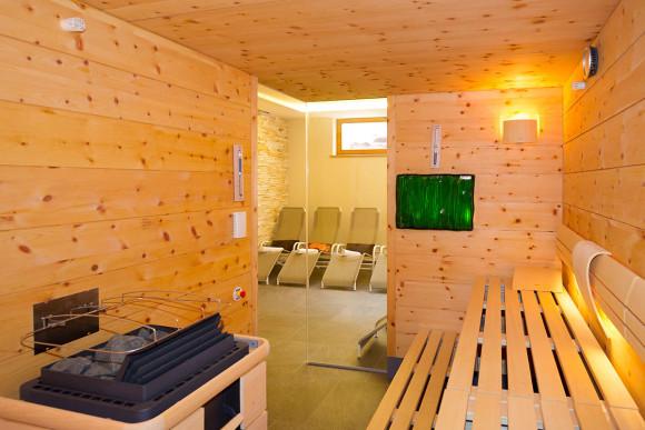Sauna & Wellness in Flachau - Hotel Vierjahreszeiten