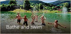 Schwimmen & Baden - Hotel Vierjahreszeiten Flachau