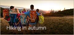 Wandern im Herbst - Hotel Vierjahreszeiten Flachau