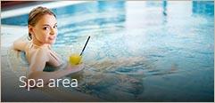 Wellnessbereich - Hotel Vierjahreszeiten Flachau