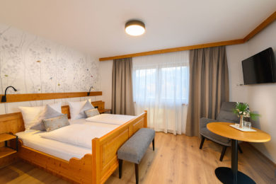 Neues Zimmer in Flachau, Hotel Vierjahreszeiten
